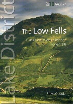 The Low Fells: Walks on Cumbria's Lower Fells (Lake District Top ...