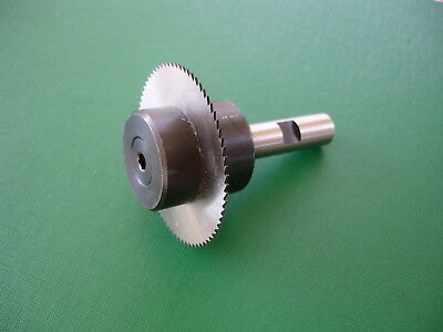 """Slitting Saw /Slotting Saw Holder With 1/2"""" Shank Arbor (not includes saw blade)"""