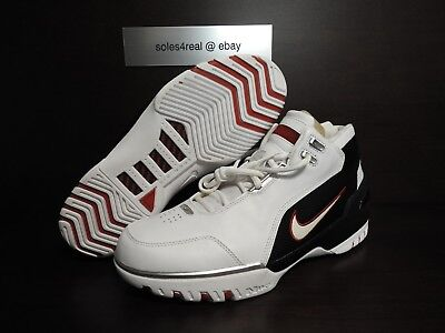 5a894ebba341 DS NEW NIKE Air Zoom Generation 2003 Size 10 Lebron James 1 I Originals