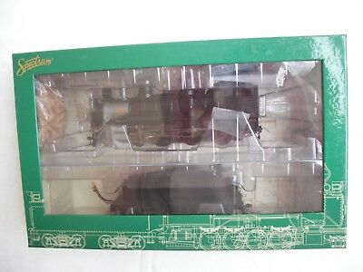 Spectrum 28697 DCC Baldwin 4-6-0, Undecorated,Steam Locomotive Eng,HO On30 Scale