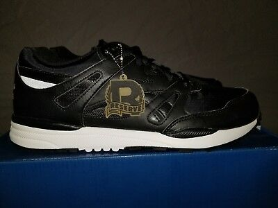 REEBOK x MASTERMIND JAPAN Ventilator Black Sz 9.5 #V67116 DS