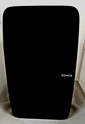 Sonos Play:5 Model S100 Wireless Speaker for Streaming Music (Black) WIFI
