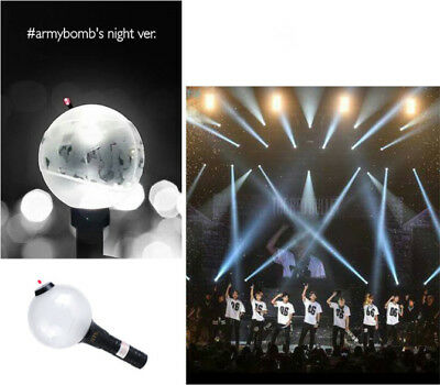 KPOP BTS Bangtan Boys ARMY Bomb Light Stick Ver.2 Concert Lamp Lightstick DE DHL