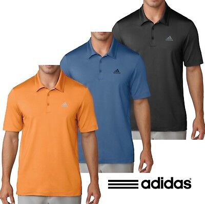 adidas Golf 2018 Ultimate 365 Solid Polo Mens Performance Golf Polo Shirt