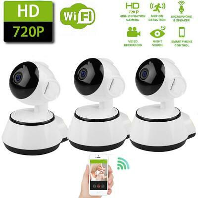 4CH H.264 1080N 5-in-1 DVR Outdoor IR Night Vision HD Camera Security System US
