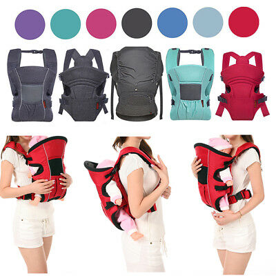 Baby Toddler Hiking Backpack Carrier Sun/Raincover Child Kid Baby Sling Carrier