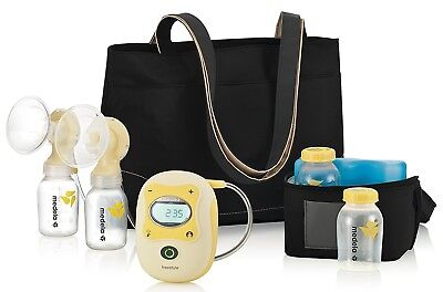 Medela Freestyle Double Electric Breast Pump with 2-Phase Expression Technology