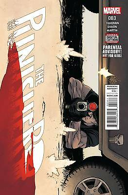 PUNISHER #3, New, First print, Marvel Comics (2016)