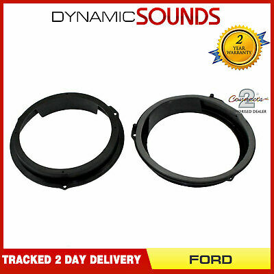 CT25FD14 Front Doors 165mm Car Speaker Adaptors For Ford Transit-Custom 2012>