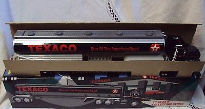 1994 TEXACO TOY TANKER TRUCK ~ 1994 Edition ~ Battery Operated ~ NEW IN BOX