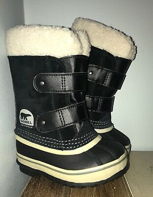Sorel Youth Winter Snow Boots 1964 Pac Strap Tropic Pink 1855241-652