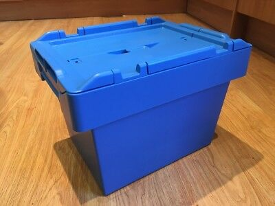 storage boxes with lid , Medium Size  , Stackable