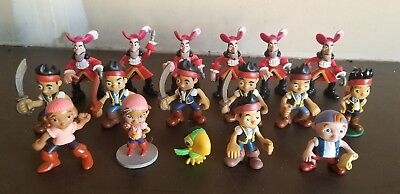 Imaginext Jake and the Neverland Pirates Figure Lot of 17