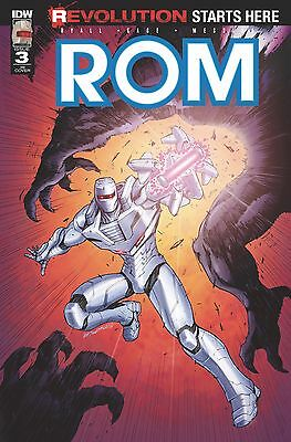 ROM #3, MATERE 1:10 VARIANT, New, First print, IDW (2016)