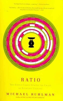 Ratio The Simple Codes Behind the Craft of Everyday Cooking 9781416571728