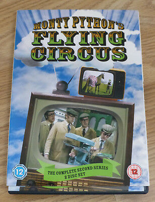 Monty Python's Flying Circus - The Complete Second Series Two - 2 Disc Dvd Set
