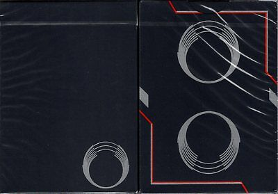 Saturn Hyperspace Space Jam Playing Cards Poker Size Deck USPCC Ellusionist New