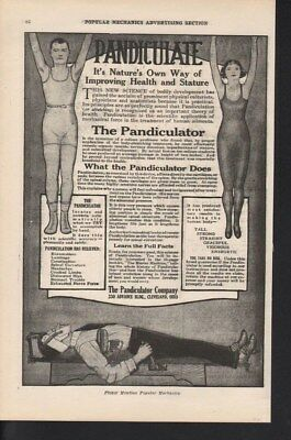1920 Pandiculator Health Body Stretcher Stature Posture15027