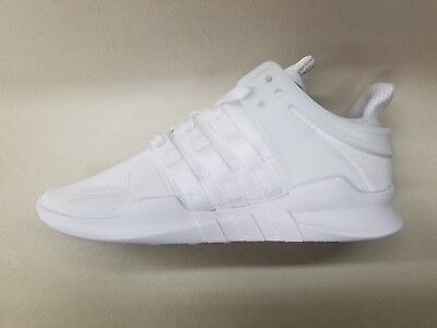 Adidas Originals Eqt Support Adv Footwear All White Mens Size