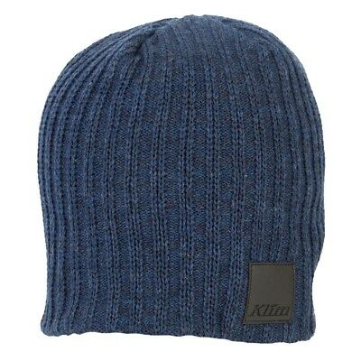 Klim Ridge Beanie Blue Mens 6026-001-000-200