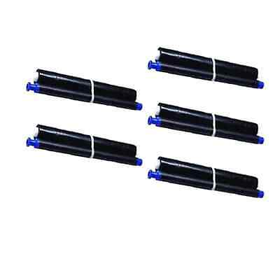 5PK Compatible KX-FA93 FAX TTR For Panasonic Refill Rolls For KX-FHD331 332 351