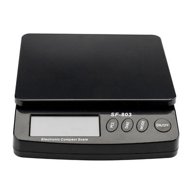 New 66LB 30KG*1G Portable Digital Electronic Scale Shipping Postal Scales