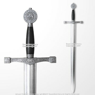 EXCALIBUR TWO HANDED Full Tang Battle Ready Hand Forged