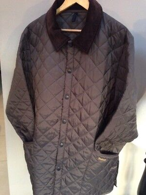 Mens Barbour Liddesdale Quilted Jacket Size XL