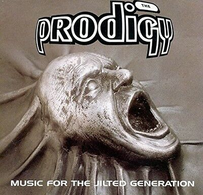 THE PRODIGY - MUSIC FOR THE JILTED GENERATION  CD Neuf