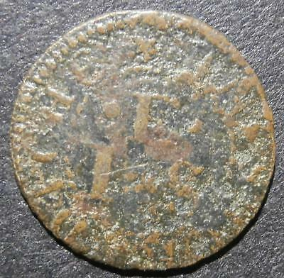 17th century farthing token - London Shoreditch at the Faulkon I.E. (S) - D.2815