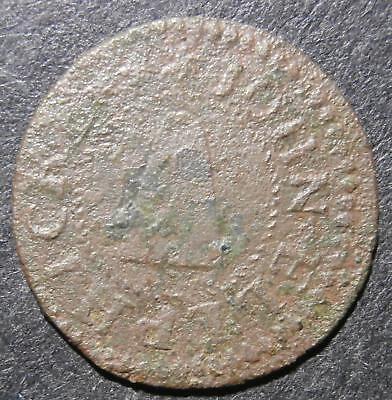 17th century farthing token - Sussex Eastbourne John Ellphicke - D.81