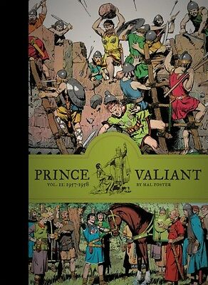 Prince Valiant Vol. 11 : 1957-1958 (Hardcover), Hal Foster, 9781606998281