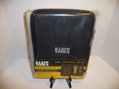 Klein Tools VDV770-080 Carrying Case For VDV Scout Pro  New In Package