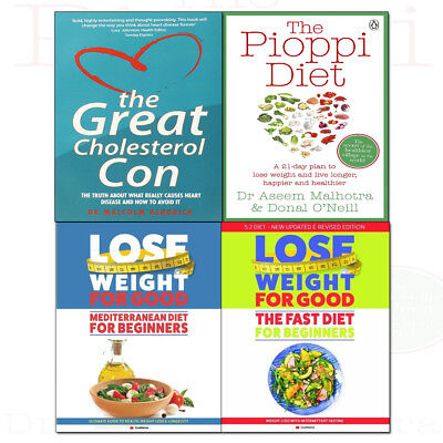Fast Diet Plan Recipes Intermittent Fasting Weight Loss 4 Books Collection Set