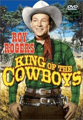 King Of The Cowboys New Dvd