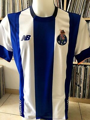 FC PORTO home kit jersey 2015/16 Official New Balance M w/tags NEW