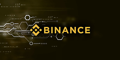 New Binance Account -  XRP Ripple BTC Bitcoin Tron Ethereum 100% Rating!