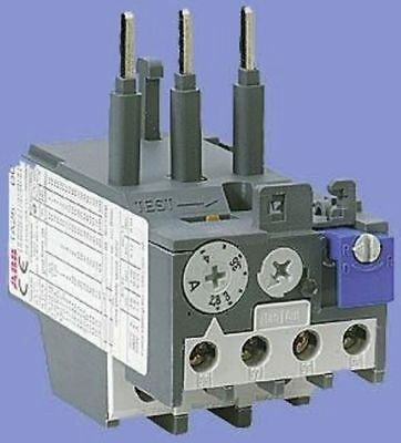 Newlec NLOLB2 ABB TA25 Thermal Overload Relay 1.3 - 1.8A Motor Protection 1 3ph