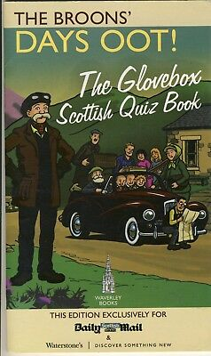 The Broons Days Oot 2009 The Glovebox Scottish Quiz Book
