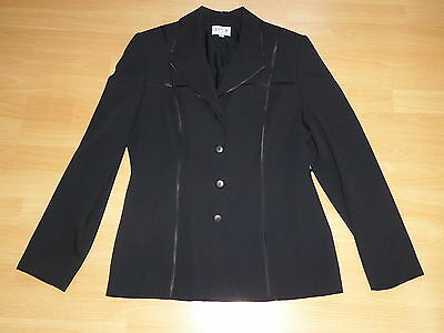 Schwarz Blazer Cloppenburg Gr Peekamp; Jacke Fashion Cartoon n0PZX8wkNO