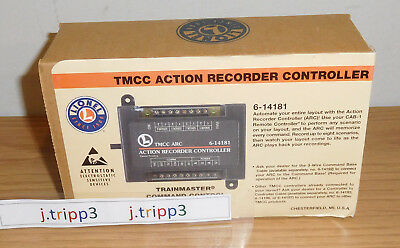 Lionel 6-14181 Tmcc Arc Action Recorder Controller Track O Gauge Train Layout