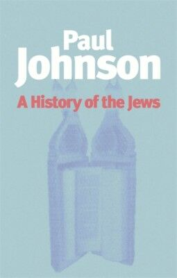 History of the Jews (Paperback), Johnson, Paul, 9781842124796