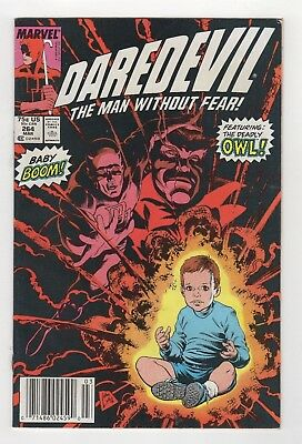 DAREDEVIL #264 Marvel Comics VF//NM