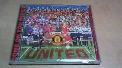 Manchester United-Cd- 20 United Classics-Come On You Reds-70's, 80's & 90's