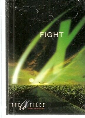 1992 Topps X-Files Fight Base Card Set (90 cards)