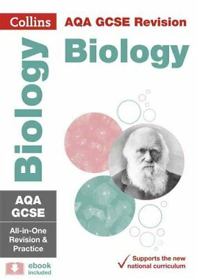 AQA GCSE Biology All-in-One Revision and Practice (Collins GCSE 9-1 Revision)...