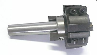 """3""""-76mm Milling Fly Face Cutter With MT3 Drawbar End Arbor"""