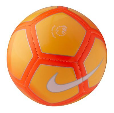 Nike Fussball Ball Trainingsball Premier League PITCH mango orange