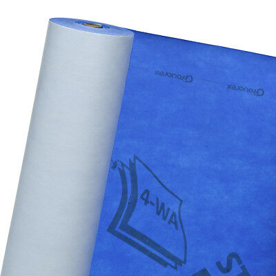 Underlay sheet Vapour barrier Roofing membrane open to diffusion HaGa 1,5m