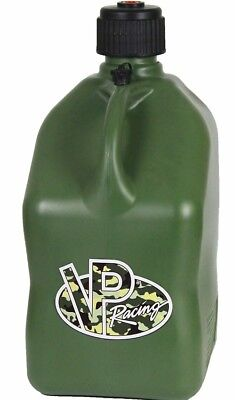VP Racing Camo Square Jerry Gas Fuel Can Container
